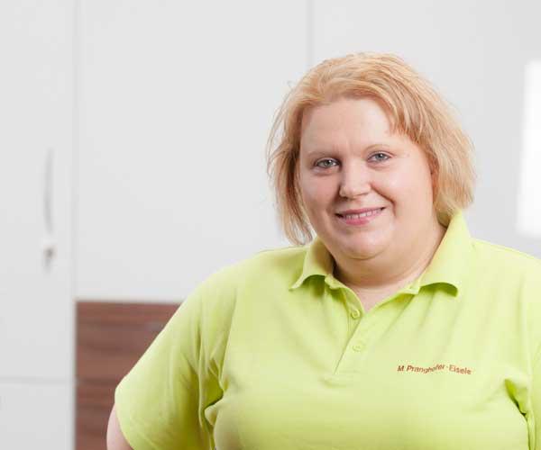 Frau Marion Pranghofer-Eisele