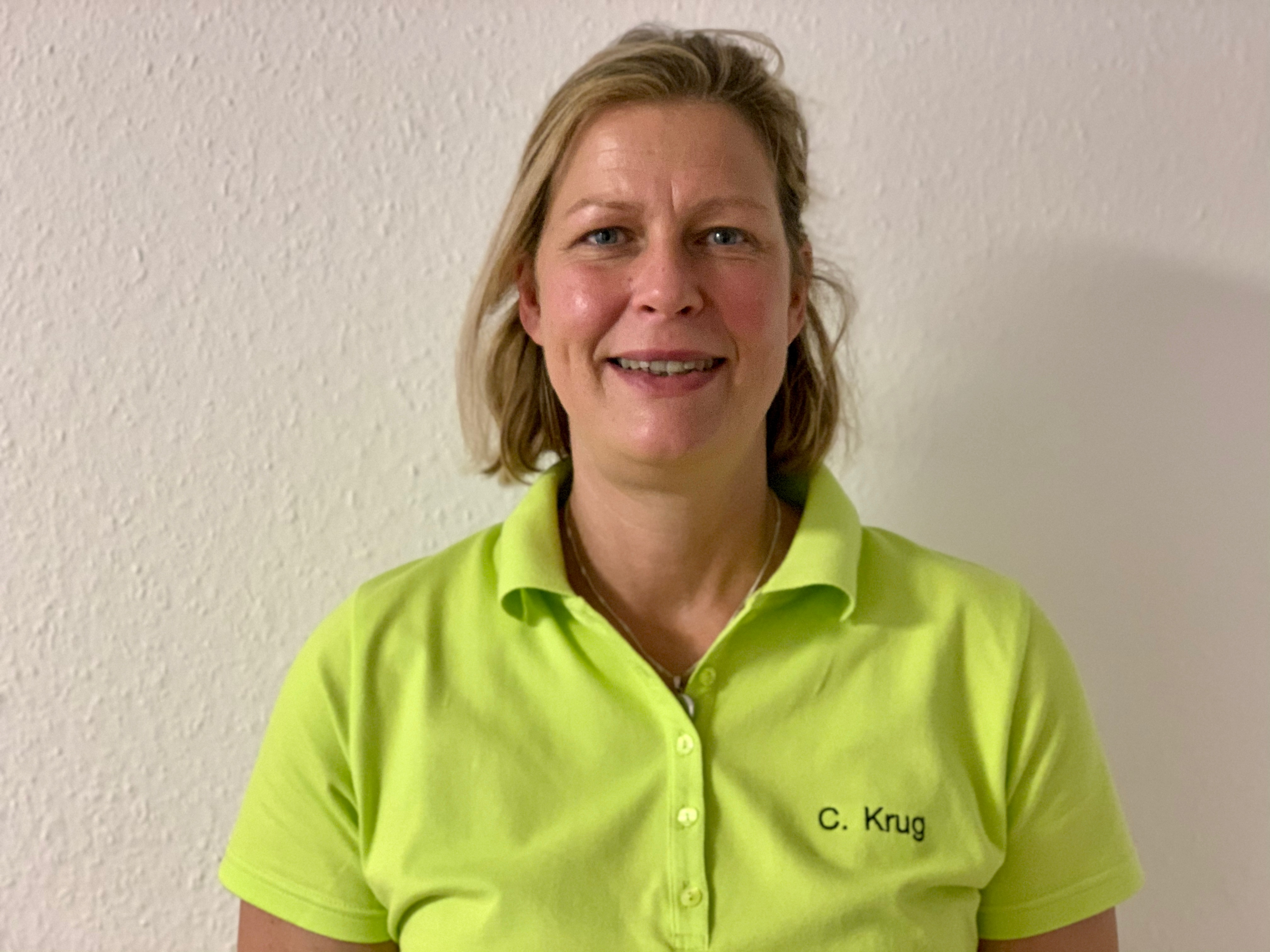 Frau Claudia Krug